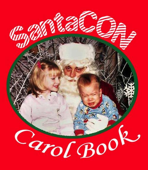 Santacon Carol Book